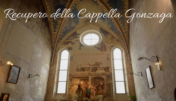 Recupero della Cappella Gonzaga