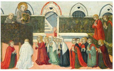 San Bernardino da Siena a Mantova 1421-2021